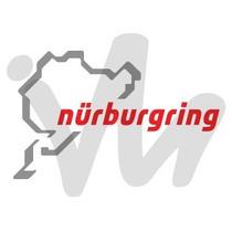 Adesivo Nurburgring 2 Cores Bmw Vw Audi Euro Look Fixa Jdm