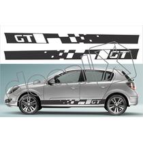 Kit Faixa Adesivos Chevrolet Vectra Gt Gt002 - 3m - Decalx