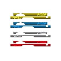 Kit De Faixa Lateral F1000 Turbo 91