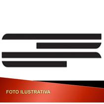 _jogo Friso Lateral Cobalt 12/ 4p Preto ( 4 Pcs ) + Mp