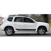 Kit Faixas Adesivos Renault Duster Dstr01 - 3m - Decalx