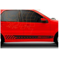 Adesivo Fiat Palio Siena Weekend Kit Acessórios Tuning Carro