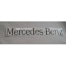 2 Adesivos Sprinter+1 Resinado Capo+ 1 Mercedes-benz Nbz