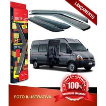 _calha Defletor De Chuva Renault Master 02/13 2p - Tgpoli