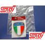 Kit Emblema Itália Para Toda Linha Fiat - Novo Original Fiat