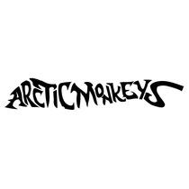 Adesivo Banda Arctic Monkeys - Decoração, Parede, Portas