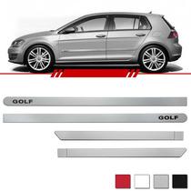 Jogo Friso Golf 13 14 Cores Branco Prata Preto Personalizado