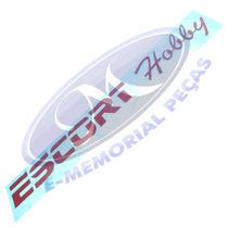 Logotipo Escort Da Tampa Traseira-marca: Ori Hobby-1993-1994