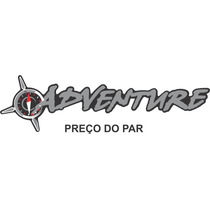 Adesivo Adventure Strada / Outros - Preço Do Par