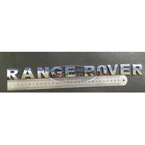 Emblema Ranger Rover Cromados De 3cm Com Adesivo 3m