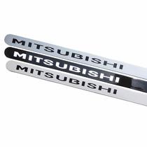 Jogo Friso Lateral Mitsubishi Outlander L200 Triton Tr4