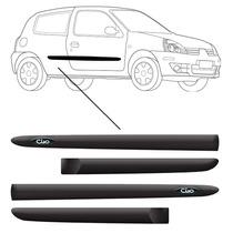 Friso Lateral Renault Clio 2000/ 00/ Personalizado 2 Portas