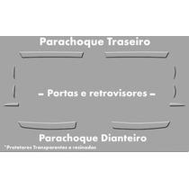 Kit Protetor De Parachoque Chevrolet S10 2012