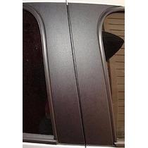 Adesivo Blackout Coluna Texturizado - Peugeot 307 Hatch 4p