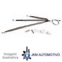 _kit Reparo Para Maquina De Vidro Eletrico_vw Polo 03/ Diant
