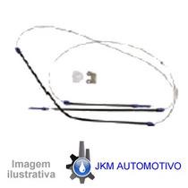 _kit Reparo P/ Maquina Vidro Eletrico Santana 98/ Diant Boch