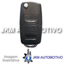 _chave Canivete P/ Vw Space Cross S/sistema Eletrônico Preto