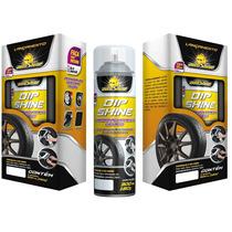 Spray Envelopamento Película Líquido Dipshine - Cor Grafite