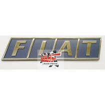 Kit Emblemas Fiat + Tempra I.e Mmf Auto Parts