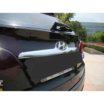 Friso Cromado Tampa Porta Malas Hyundai Ix35
