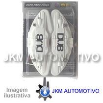 Capa Pinça De Freio Branca Volkswagen Fox Fusca Gol Gol G4