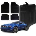 Tapete Para Carro De Borracha Ford Mustang 1995 1996 4pçs