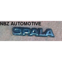 Emblema Opala Cromado Antigo Gm - Nbz Automotive