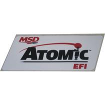 Adesivo Americano Msd Ignition Atomic Efi Bobina Módulo 6al