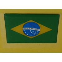 Kit Bandeiras Brasil Argentina Chile Paraguai Bolivia - Mmf