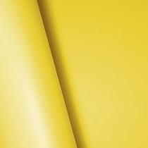 Envelopamento Amarelo Fosco Automotivo