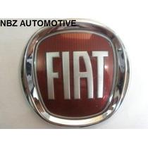 Emblema Fiat Capo Palio/marea/brava 02/04 Adaptação- Nbz