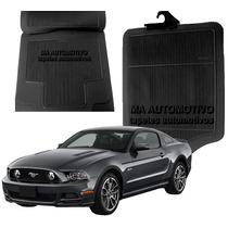 Mustang Gt Tapetes Em Borracha Mustang Gt V6 3.8 5.2 V8 Pvc