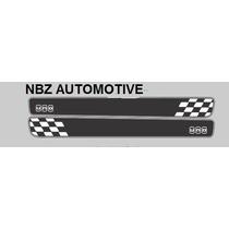 Kit Faixas Laterais Uno Podium 2010 - Nbz Automotive