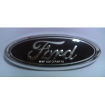 Emblemas Ford Grade + Ford Mala P/ Fiesta 96/07 Ka 97/01 Mmf