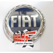 Kit Emblemas Fiat Capo + Mala + Palio Young - Mmf Auto Parts