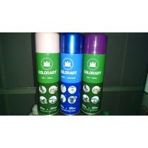 Tinta Spray Colorart 300ml Uso Geral Para Ferro Madeira Pvc