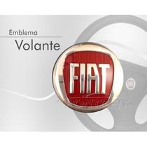 Emblema Volante Genuino Fiat - Palio Siena Stilo Idea Uno