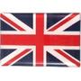 Bandeirinha Resinada Do Reino Unido Inglaterra P/ Land Rover