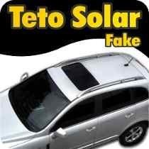 Adesivo Imitação De Teto Solar