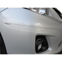 Bumper Protetor Parachoque Transparente Corolla 2011 2012 13