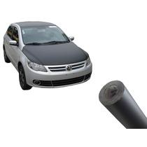 Adesivo Capo Preto Fosco Volkswagen Gol Bola G2 Universal