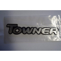 Emblema Towner Resinado Linha Kia