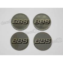 Emblema Adesivos Centro Roda Bbs 68mm Resinado Re78