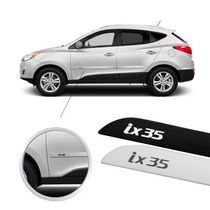 Friso Hyundai Ix35 2010 Até 2013 Jogo Lateral Novo