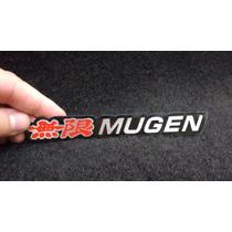 Emblema Honda Mugen Grade Civic Crv Fit City Si Lxr Accord!