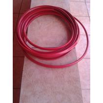 Kit Friso Filete Vermelho Parachoque Escort 93 A 96 Sapao