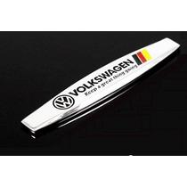 Emblema Vw Motorsport Gol Golf Bettle Jetta Fusca Gti Euro