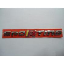 Emblema Sporting P/ Bravo Punto Uno Palio 11/.. - Bre