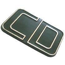 _emblema Motor Cd Vw Ate 1990 + Mercado Pago Cod:93938485