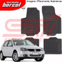 Tapete Borracha Interlagos Golf 2000 2001 2002 Borcol 4 Peçs